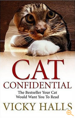Cat Confidential: The Book Your Cat Would Want You to Read book cover