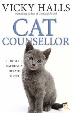 Cat Counsellor: How Your Cat Really Relates to You book cover