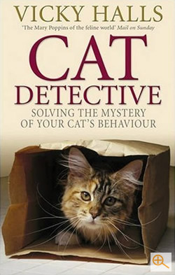 Cat Detective: Solving the Mystery of Your Cats Behaviour book cover