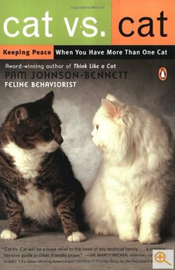 Cat vs. Cat: Keeping Peace When You Have More Than One Cat book cover